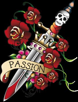 Стильная вибропуля RO-80mm Deadly Passion